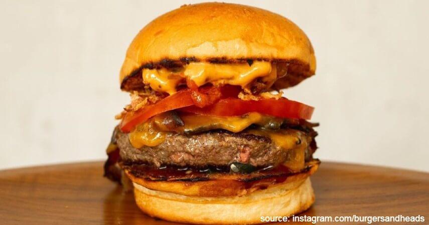 Three Buns Jakarta - Tempat Burger Terbaik di Jakarta dengan Cita Rasa Lezat