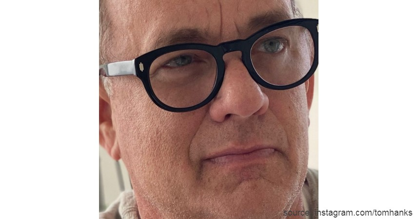 Tom Hanks - Selebriti - Daftar Selebriti Pejabat dan Atlet yang Positif Virus Corona