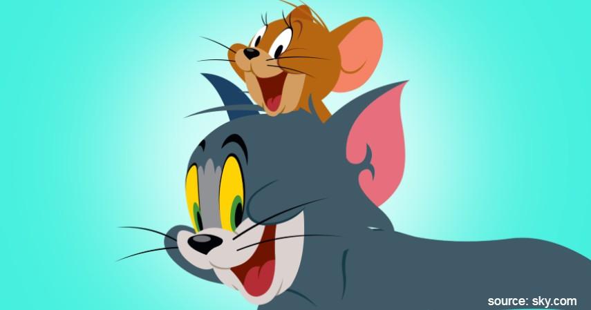 Tom and Jerry - Ini 5 Film Menarik yang Bakal Tayang 2020