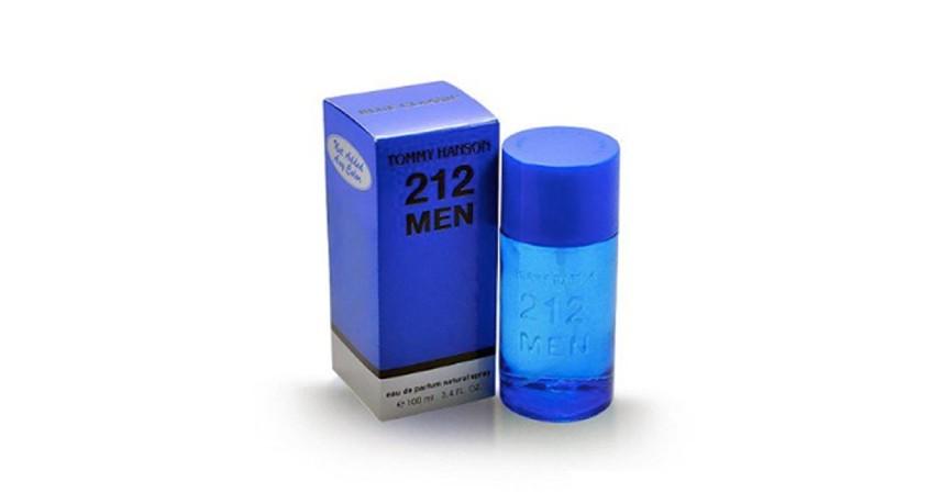 Tommy Hanson 212 Men Blue Eau de Parfum - Parfum Pria Murah Terbaik dan Tahan Lama yang Enggak Pasaran