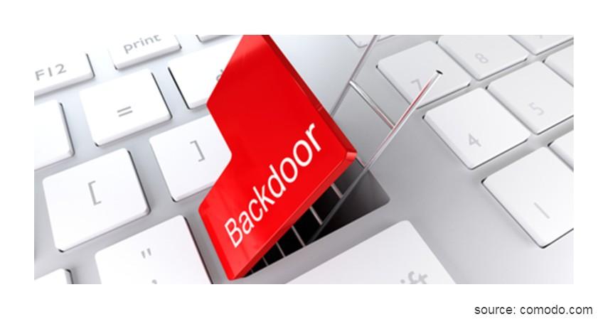 Virus Backdoor - Kenali 10 Jenis Virus Komputer beserta Cara Pencegahannya