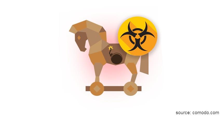 Virus Trojan - Kenali 10 Jenis Virus Komputer beserta Cara Pencegahannya