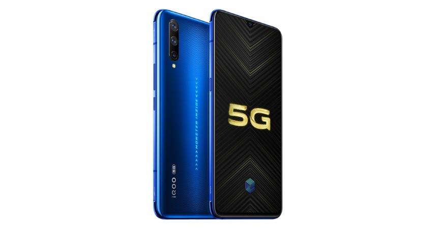 Vivo iQoo Pro 5G - Rekomendasi Smartphone 5G Fitur Anyar yang Harus Kamu Miliki