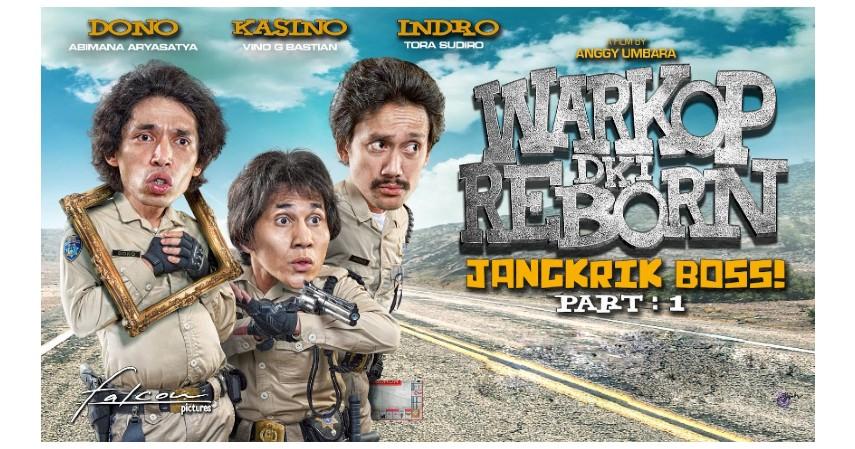 10 Film Komedi Terbaik Indonesia dan Luar Negeri Paling Direkomendasikan