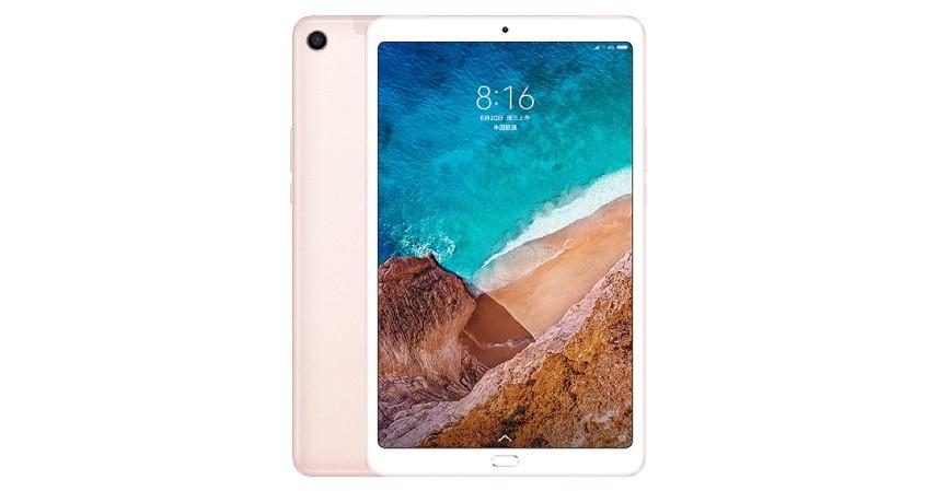 Xiaomi Mi Pad 4 Plus - Rekomendasi Tablet Terbaik 2020 Beserta Spesifikasi dan Harga Terbaru