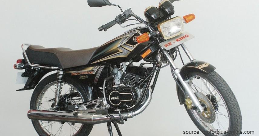 Yamaha New RX King 2002 - 2009 - Menelisik Sejarah Motor RX King Juaranya Motor Lelaki