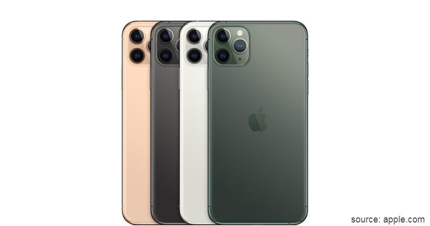 iPhone 11 Pro Max - Samsung S20 Ultra vs iPhone 11 Pro Max Canggih Mana Ini Spesifikasinya