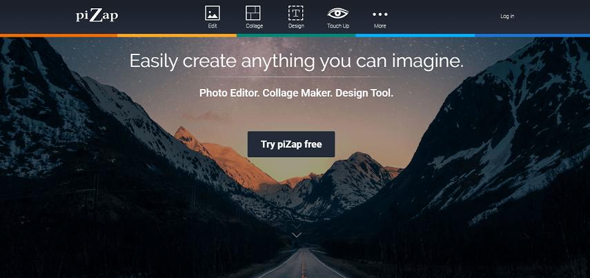 piZap - 7 Situs Edit Foto Online Terbaik Bikin Makin Aesthetic