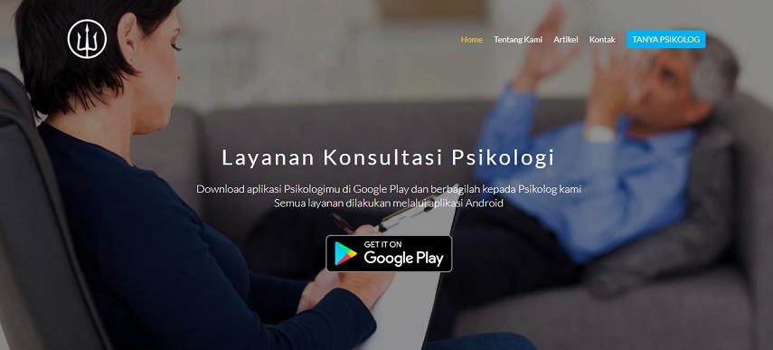 psikologimu - 8 Situs dan Aplikasi Curhat Online Terbaik
