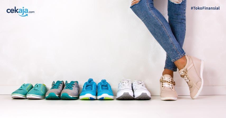 tips membeli sepatu branded bekas