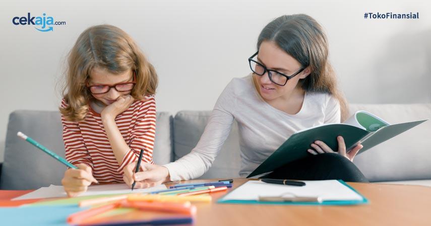 Segudang Manfaat Anak Belajar di Rumah yang Perlu Diketahui