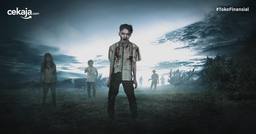 Film Zombie Terbaik Sepanjang Masa, yang Bikin Kamu Auto Tegang