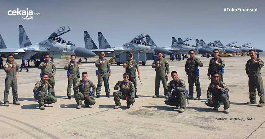 Hari TNI AU: Selain Pilot, Ini Pekerjaan Idaman Anak 90-an
