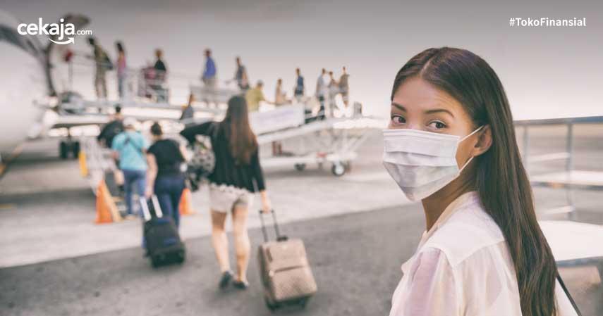 Apakah Asuransi Perjalanan Cover Virus Corona? Cek Kepastiannya yuk!