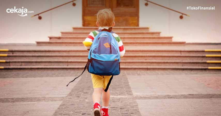 persiapan dana pendidikan sd