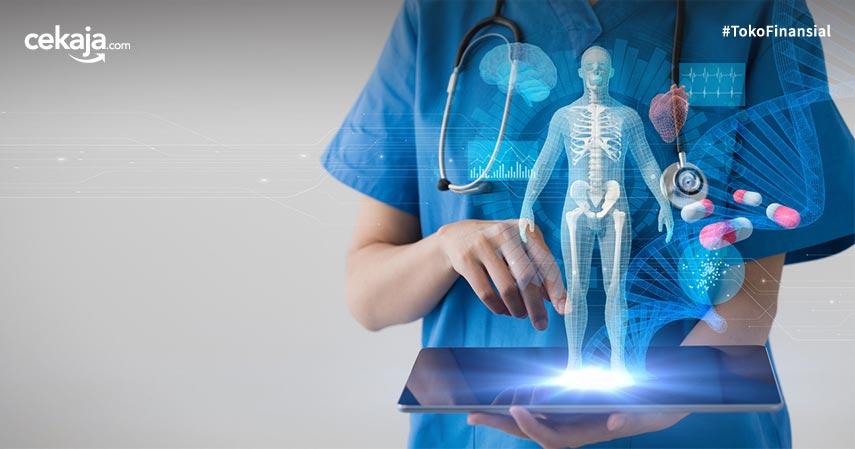 5 Inovasi di Bidang Kesehatan Untuk Redam Corona