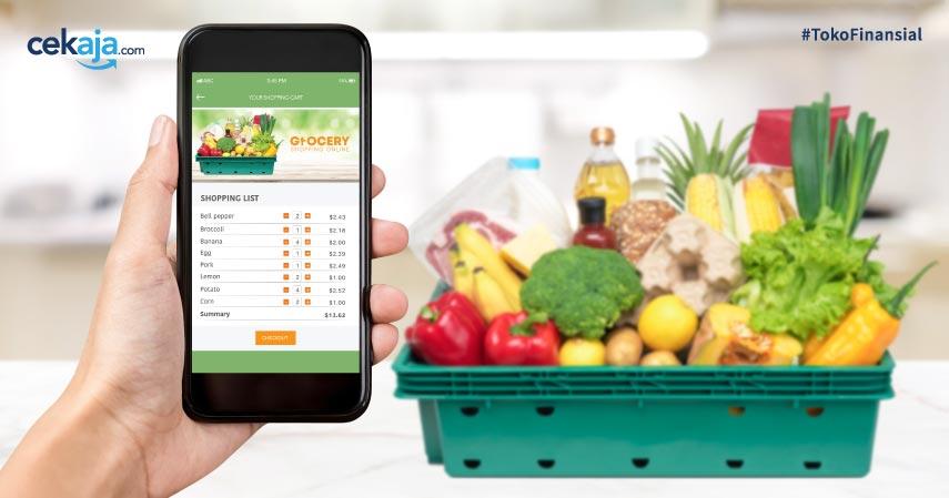 Situs Belanja Sayur Online dan Cara Memesannya!