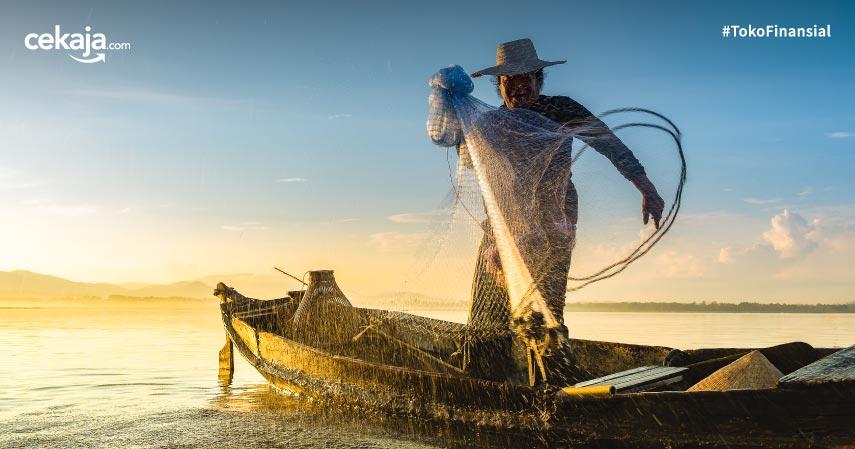 Penting! Berikut Cara Mendapatkan Kartu Asuransi Nelayan