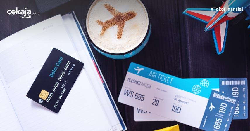 Kartu Kredit dengan Asuransi Perjalanan yang Perlu Kamu Ketahui