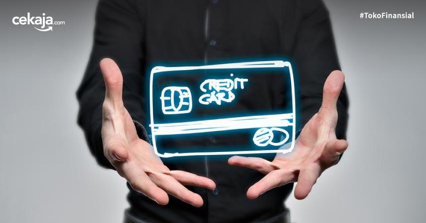 Ini Bedanya Kartu Kredit Virtual dengan Kartu Kredit Biasa
