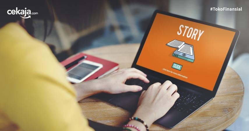 Cara Menggunakan Wattpad, Wadahnya Para Penulis Berkarya