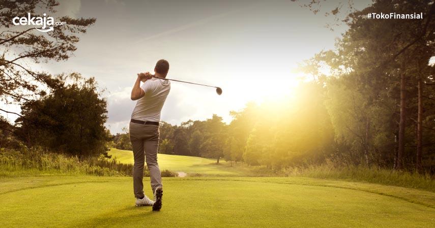 asuransi unik asuransi hole in one pada pertandingan golf