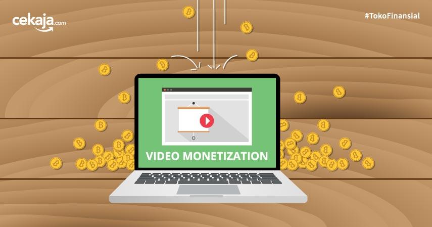 Cara Monetisasi Akun Youtube untuk Mendapatkan Pundi-pundi Uang