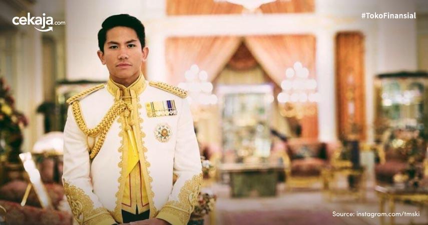 7 Fakta Pangeran Mateen, Idola Baru Cewek-Cewek Indonesia