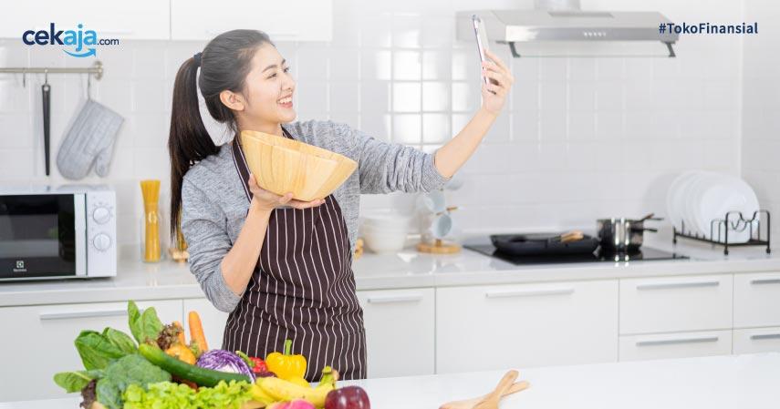 Intip 10 Tips Masak Hemat saat PSBB, Kantong Dijamin Aman!