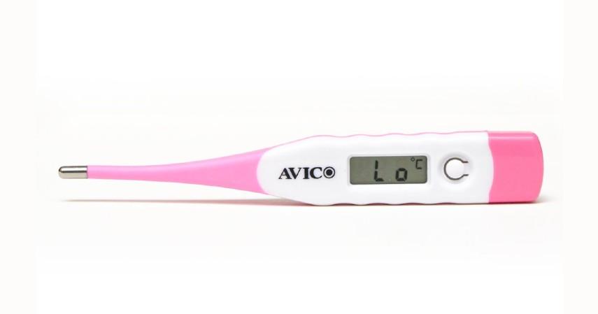Avico Digital Elastis Termometer - 6 Rekomendasi Termometer Digital Terbaik serta Kenali Jenis-jenisnya