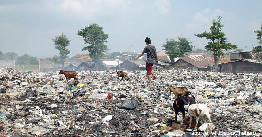 Berkurangnya Sampah di Jakarta - Hemat Energi Corona Bikin Polusi Berkurang di 4 Negara Ini