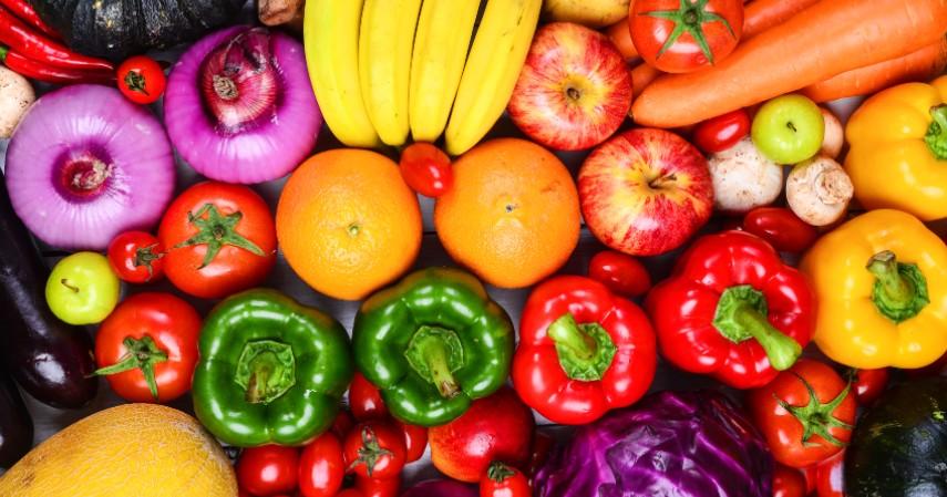 Buah dan Sayur - Wajib Stok Makanan Bergizi yang Harus Ada Selama Corona