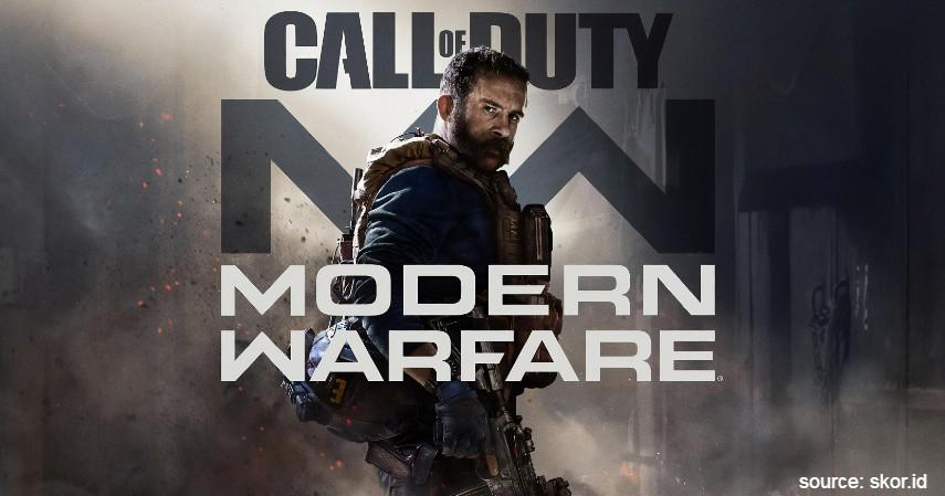 Call of Duty Modern Warfare - 10 Game PS4 terbaik 2020 Paling Direkomendasikan Para Gamer Dunia