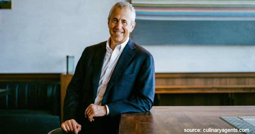 Danny Meyer CEO Union Square Hospitality Group - 5 Bos Panutan Ini Rela Puasa Gajian Biar Gak PHK Karyawan