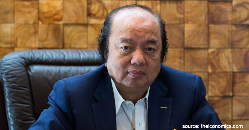 Dato Sri Tahir Bos Mayapada Group - 5 Crazy Rich yang Gelontorkan Uang untuk Penanganan Corona di Indonesia