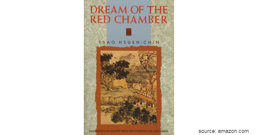 Dream of The Red Chamber - Hari Buku Internasional Buku Paling Laris di Dunia ini Wajib Kamu Baca