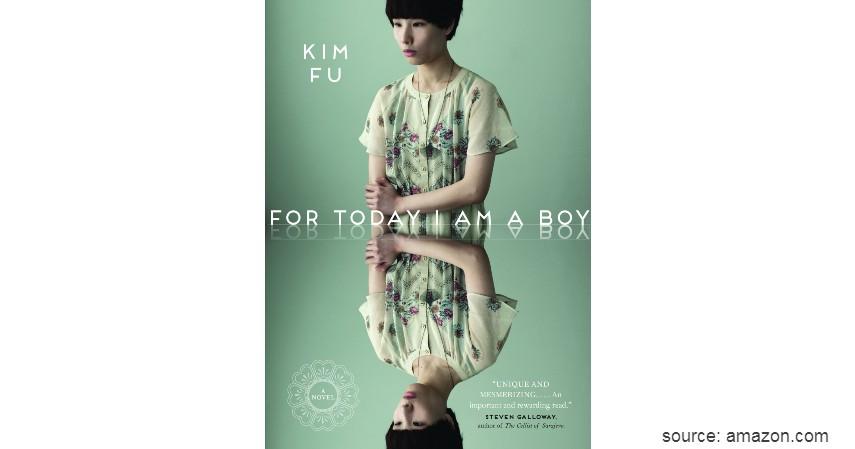 For Today I Am a Boy - 6 Buku Wajib Baca yang Bikin Perempuan Tangguh