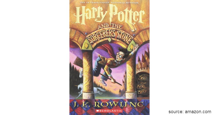 Harry Potter and The Sorcerer s Stone - Hari Buku Internasional Buku Paling Laris di Dunia ini Wajib Kamu Baca
