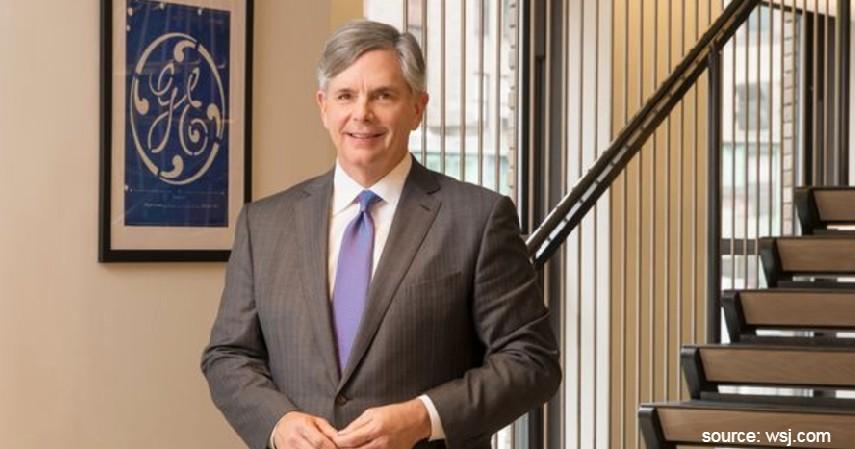 Henry Lawrence Culp Jr CEO General Electrics - 5 Bos Panutan Ini Rela Puasa Gajian Biar Gak PHK Karyawan