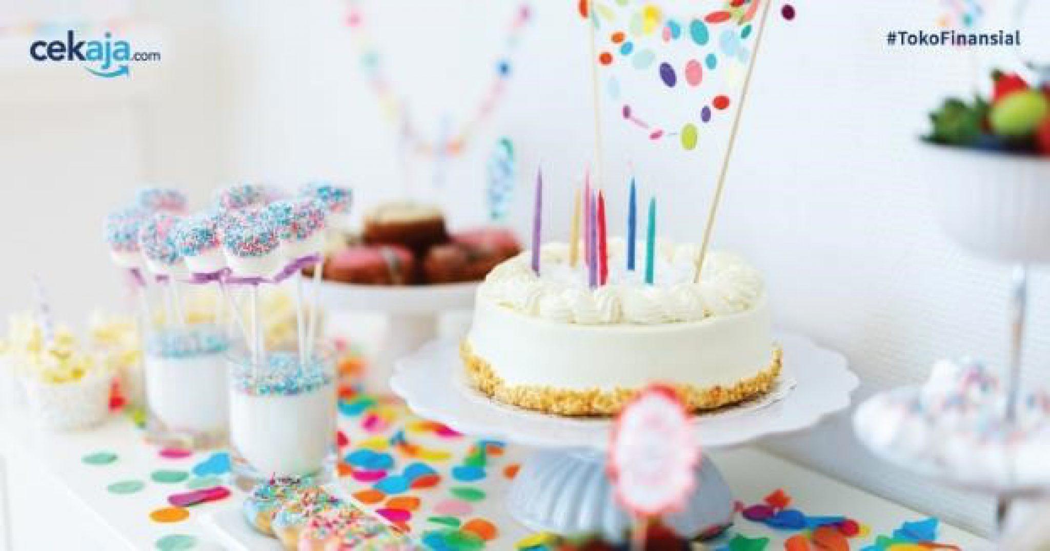Walaupun di Rumah Aja, 7 Ide Pesta Ulang Tahun Ini Bikin Anak Happy!