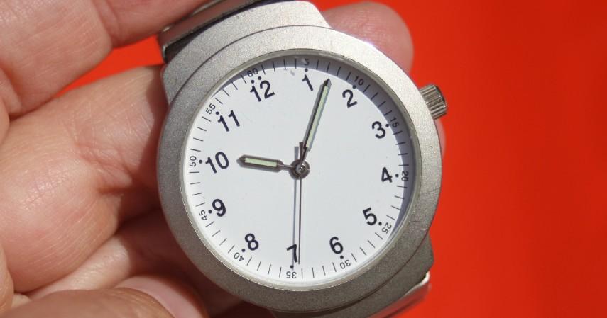 Jam tangan - Ini Ide Hadiah yang Bermanfaat Untuk Lebaran