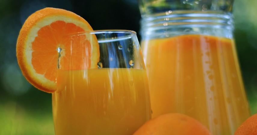 Jus Jeruk - Bisa Bikin Sendiri di Rumah Ini Menu Takjil dan Buka Puasa Sehat