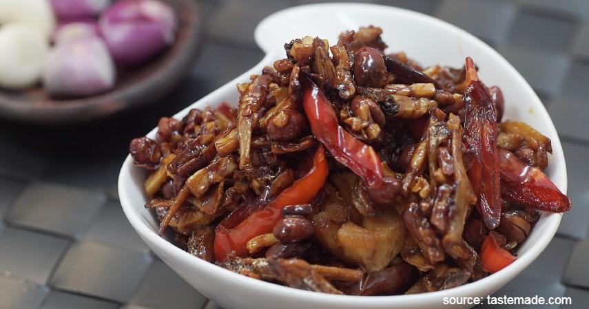 Kering Tempe Teri Kacang - Membuat Menu Sahur Inilah Beberapa Resep Makanan Yang Tahan Lama