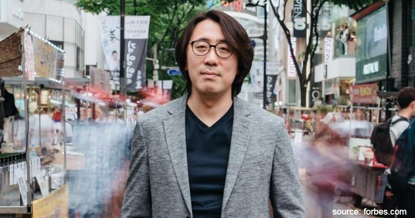Kim Jung-Woong - 7 Orang ini jadi Tajir Melintir Berkat Corona