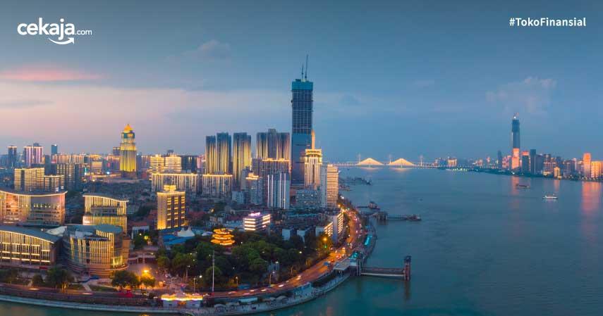 Kondisi Terkini Kota Wuhan Setelah Lockdown Berakhir