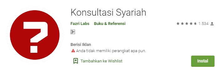 Konsultasi Syariah - 6 Aplikasi Smartphone Penting Saat Puasa yang Perlu Dimiliki