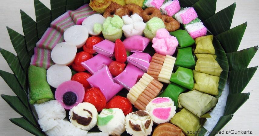 Kue Tradisional - 5 Camilan Sehat saat Buka Puasa yang Enak dan Gak Bikin Begah