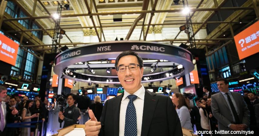 Larry Xiangdong Chen - 7 Orang ini jadi Tajir Melintir Berkat Corona