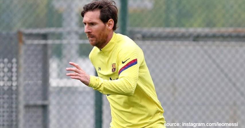 Lionel Messi - Fisiknya Pernah Diejek 5 Pesepak Bola Ini Kini Banjir Respek