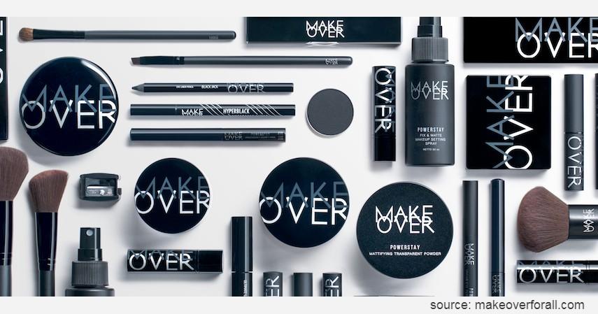 Make Over - Brand Makeup Lokal Terbaik 2020 Sudah Coba yang Mana